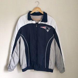 NFL New England Patriots Reversible Jacket